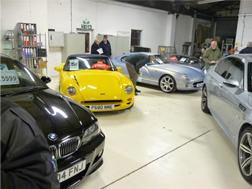 Harrogate Car Garage Repair